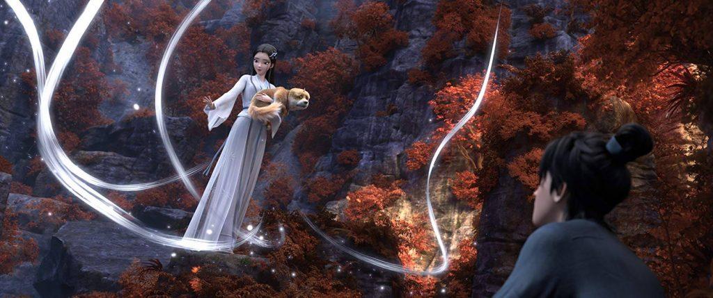 White Snake : ตำนานรักนางพญางูขาว
