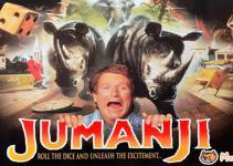 ๋Jumanji 1995 จูแมนจี้ เกมดูดโลกมหัศจรรย์