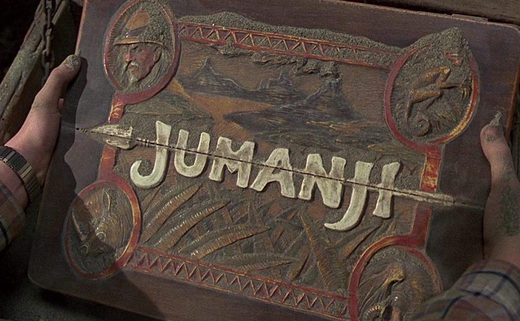 Jumanji 1995 : จูแมนจี้ เกมกระดานมหัศจรรย์